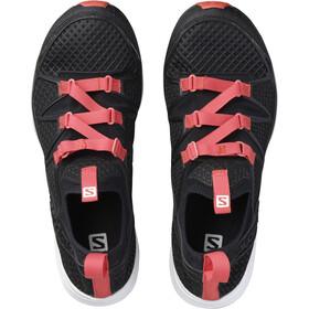 Salomon Crossamphibian Shoes Damen black/black/lotus pink